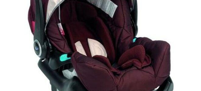 Обзор детского автокресла Грако Логико С