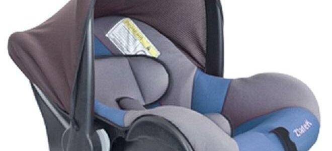 Обзор детского автокресла Златек Колибри