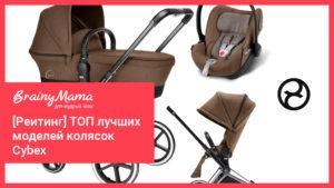 Рейтинг: ТОП-3 лучших колясок Cybex