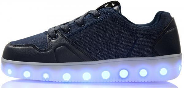 Led кроссовки со светодиодами