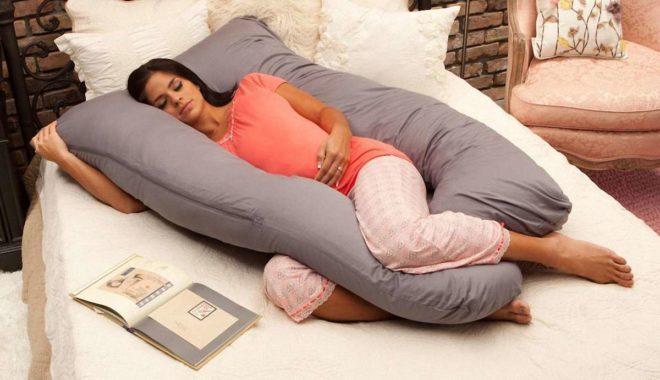 Подушка для кормления детей Г-форма
