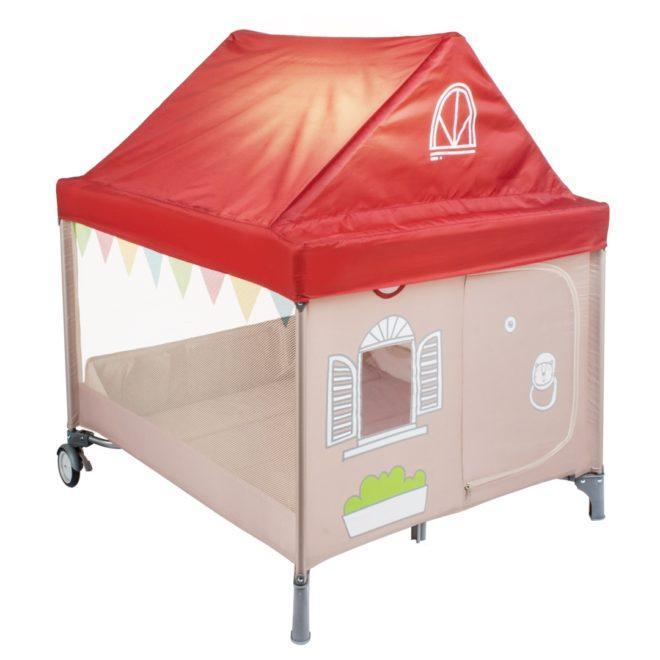 Манеж-палатка