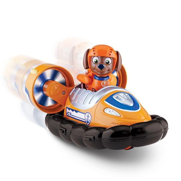 Щенячий Патруль Машина - трансформер со звуком оранжевая