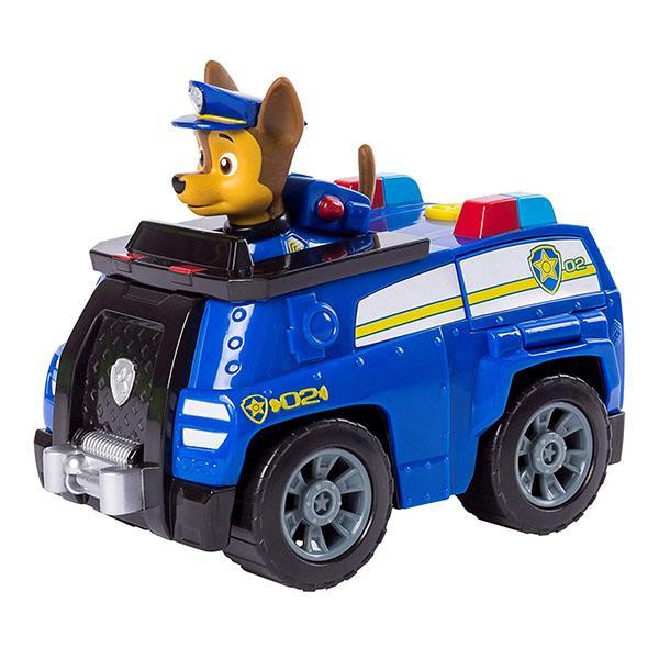 Щенячий патруль машинка с фигуркой