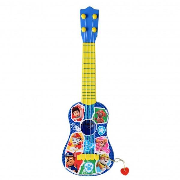 гитара щенячий патруль